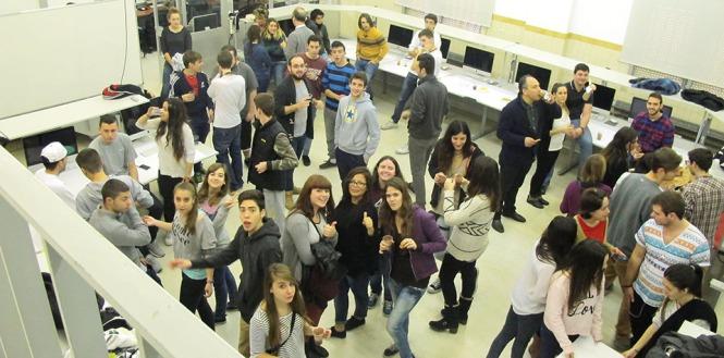 Departamento Artes Gráficas, salesianos atocha, ciclos formativos, alumnos Padre Monti, diseño y producción editorial, Preimpresión, Impresión