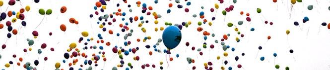 bicentenario suelta de globos