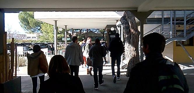 artes gráficas, salesianos atocha 2015, visita tetrapak, alumnos de segundo curso diseño y producción editorial, semana cultural don bosco