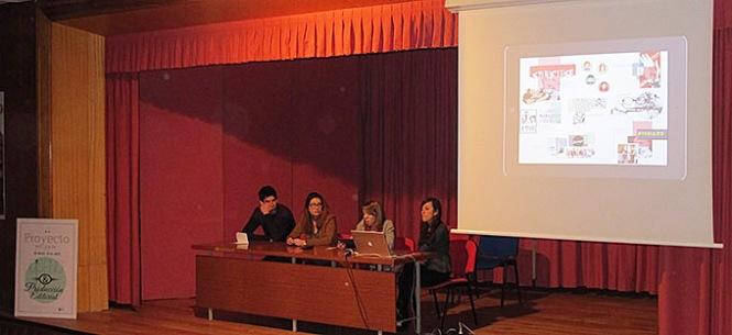 diseño y producción editorial, artes gráficas salesianos atocha, presentación proyecto integrador 2015, proyecto sinestesi, soulsight