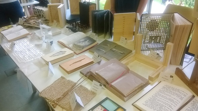 más que libros, Grabado, libros de artista, Instituo europeo de diseño IED, retiro Madrid