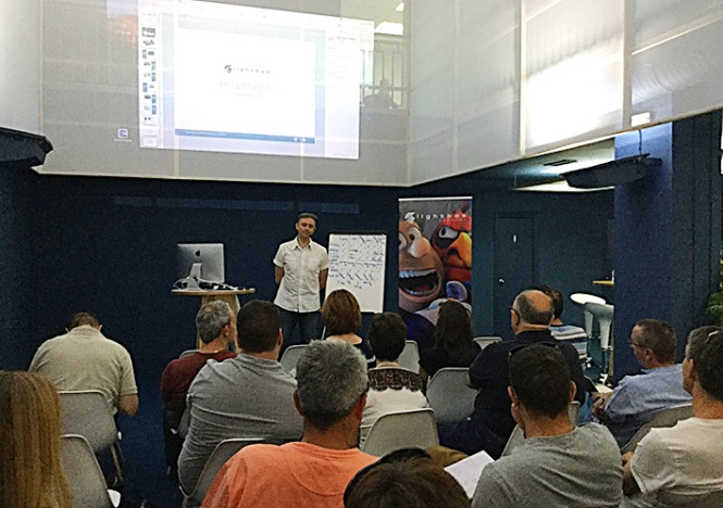 EncuetroProfesoresAAGG2016_Master Class Burgueño 2