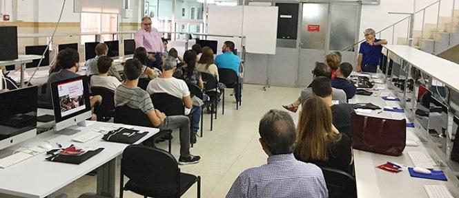 EncuetroProfesoresAAGG2016_Presentación Sarriá