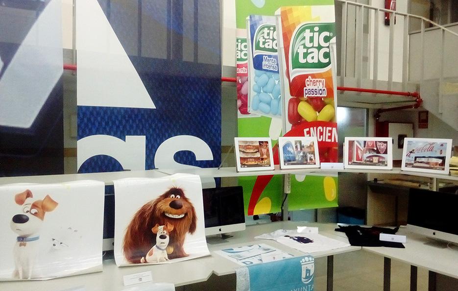 4º congreso Fespa España, Aedes, premio producto Ramón Sayans,Salesianos Atocha Artes Gráficas, Diseño, Impresión digital, Serigrafía, Roland DGA, Esko Graphics