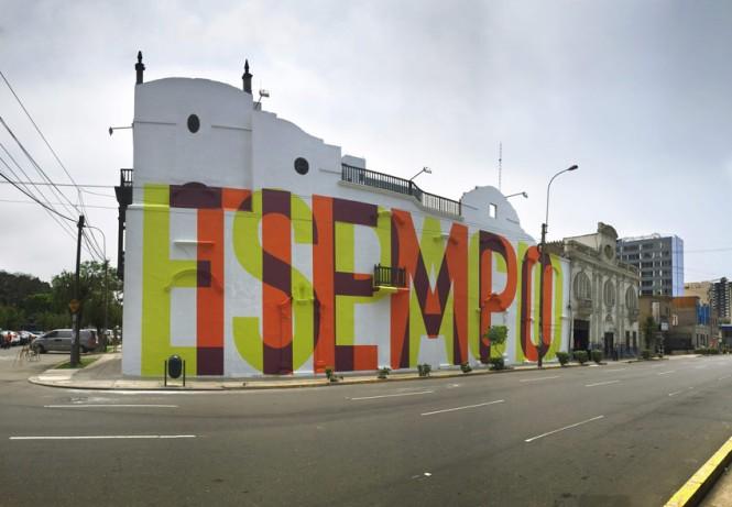 Tiempo - Espacio Boamistura Lima
