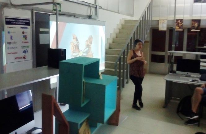Defensa proyecto final de curso 2016-2017, Irene Rincón, Máster DB Diseño y Dirección de Arte, Departamento de artes gráficas salesianos atocha
