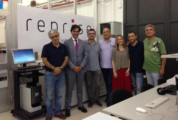 Xerox Versant 80, reprise, departamento artes gráficas salesianos atocha, impresión digital, artes gráficas, xerox
