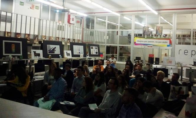 Proyectos DEPIMº, artes gráficas salesianos atocha 2018