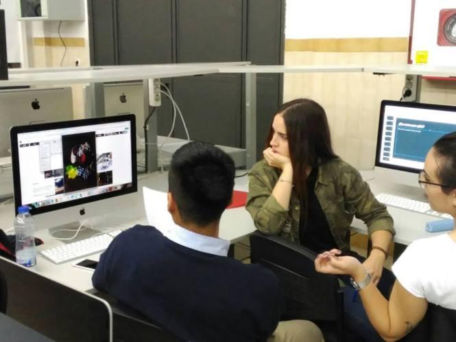 DB Maestro, Departamento Artes Gráficas Salesianos Atocha, Diseño, Dirección de Arte, Curso, 2017, Madrid