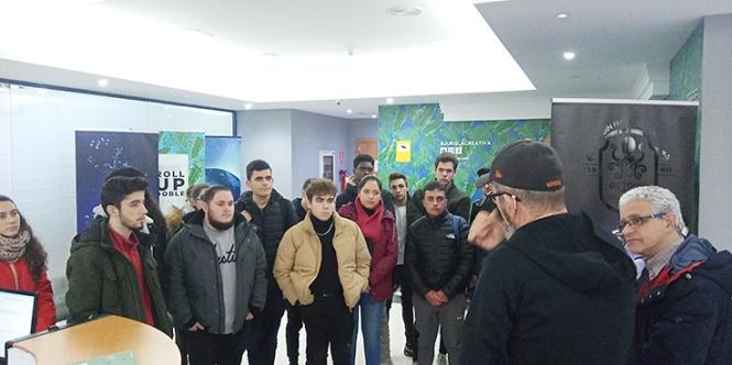 Truyol digital, Joaquín Truyol, alumnos preimpresión, artes gráficas salesianos atocha, impresión digital