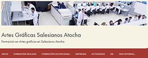 Departamento Artes Gráficas Salesianos Atocha