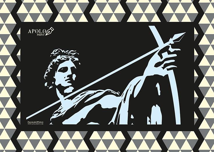 Proyecto ganador Concurso Xerox Adaptative CMYK+ - Artes Gráficas de Salesianos Atocha Madrid 2020