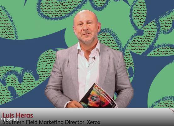 Luis Heras Marketing Xerox